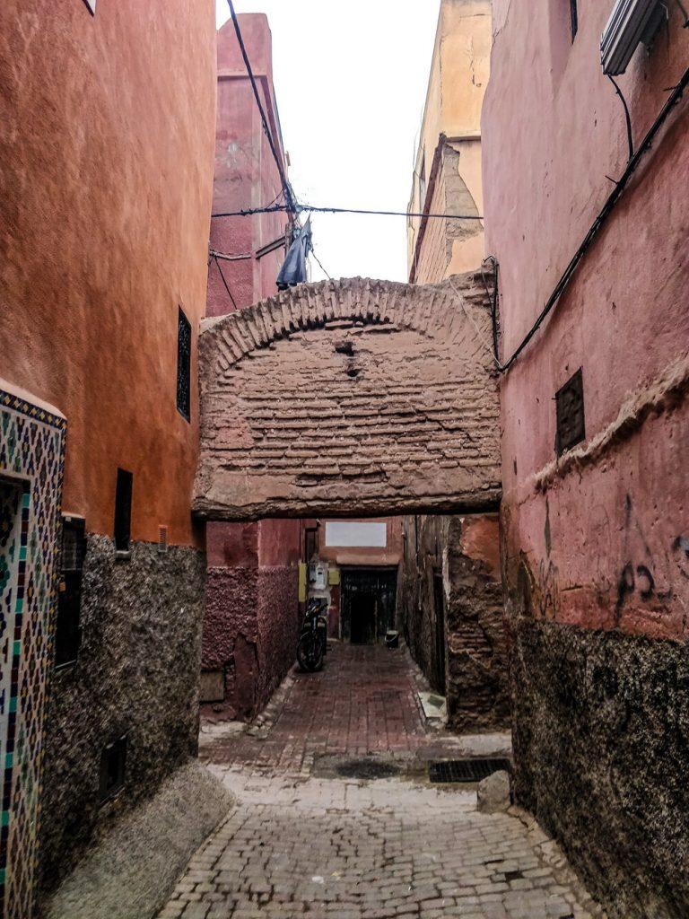 Marrakesh Medina, pe stradute