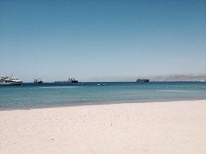 Aqaba, plaja